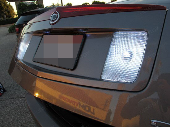 Cadillac - CTS - 3157 - LED - Reverse - Lights - 2